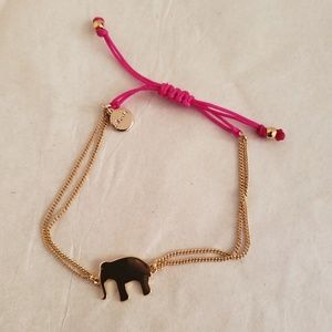 Stella & Dot Wishing Bracelet ,,Elephant